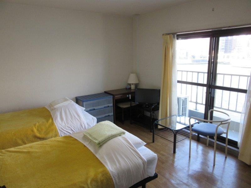 Twin room type 2  Nihonbashi, Koto area in Tokyo - Image 1 - Koto - rentals
