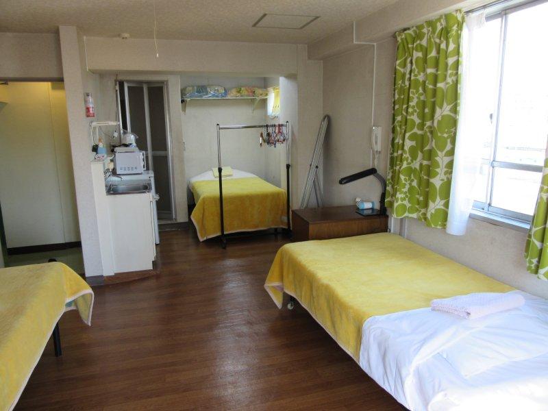 Triple room L1 Nihonbashi, Koto area in Tokyo - Image 1 - Koto - rentals