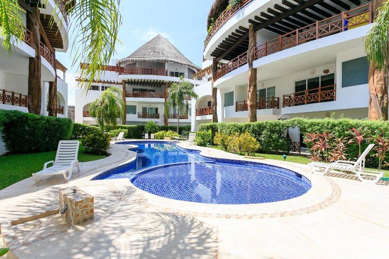 The Pool - QUADRA ALEA  LUXURY 4 BEDROOM CONDO - Playa del Carmen - rentals