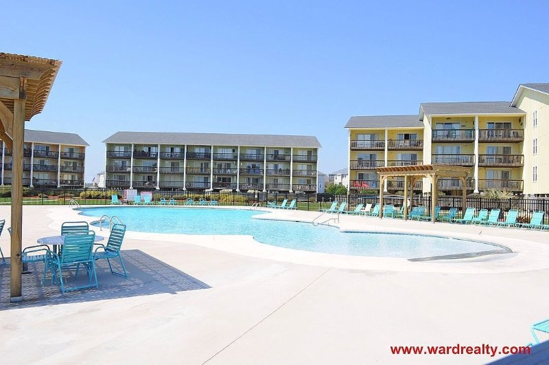 Surf Condos Community Pool - Ferrotti - Surf City - rentals