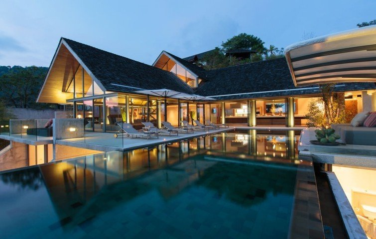 Kalim Beach Villa 4480 - 5 Beds - Phuket - Image 1 - Kathu - rentals