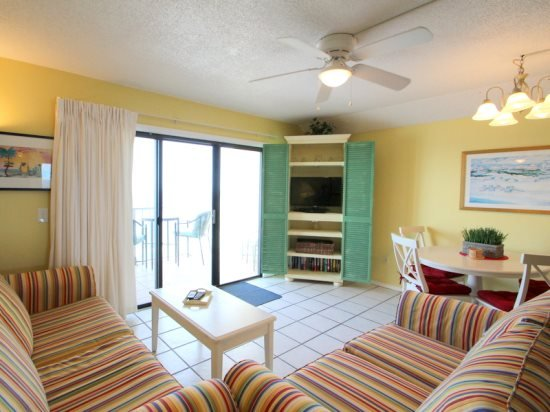 Under 21? No Problem! Enjoy FREE BEACH CHAIR SERVICE with this 1 Bedroom, 1.5 Bathroom at The Summit! Sleeps 6 Guests - Image 1 - Thomas Drive - rentals