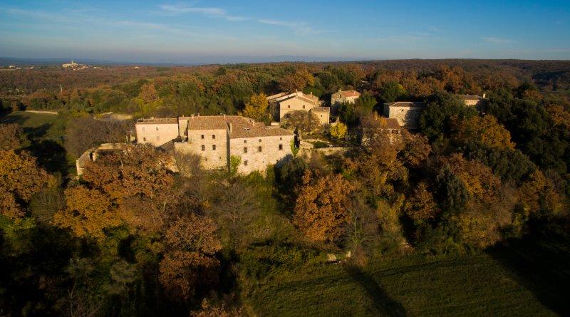 The beautiful hamlet of Sauvan (18th/19th century) - La Sauvanaise - Issirac - rentals