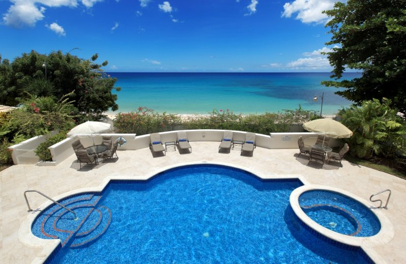 Fosters House, Lower Carlton, St. James, Barbados - Beachfront - Image 1 - Saint James - rentals