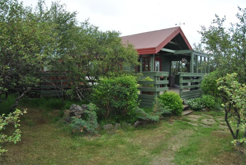 Flankastaðir Cottage - Image 1 - Hraunfossar - rentals