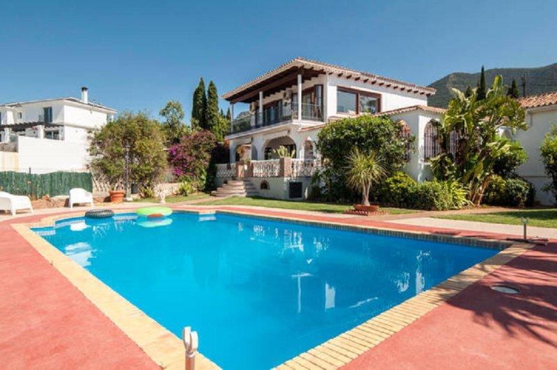 Alhaurin El Grande holiday villa rental - Image 1 - Alhaurin el Grande - rentals