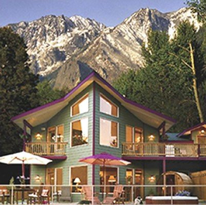 Best Private River Mountain experience in Leavenworth.  - Riverfront Leavenworth Home with private Mountain and River View - Leavenworth - rentals