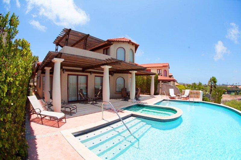 Villa Flamboyant with pool tierra del sol - Image 1 - Noord - rentals