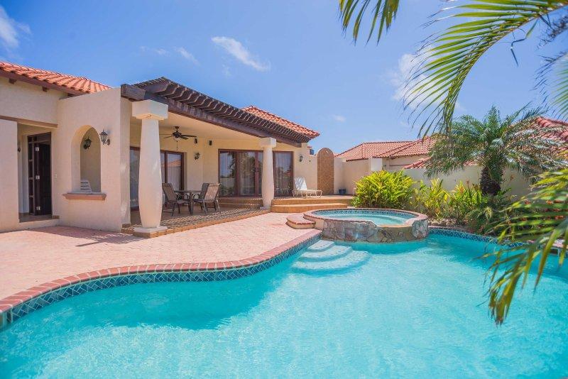 2 bedroom villa flamboyant at Tierra del Sol - Image 1 - Noord - rentals