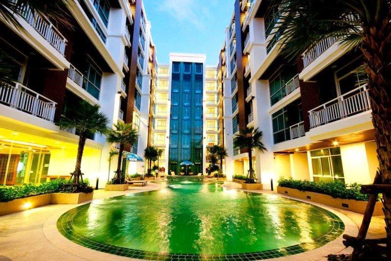 Andaman Residences - 107 Condo Patong Beach - Image 1 - Kata - rentals