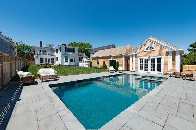CARLP - Distinctive Luxury All New For Summer 2016, Heated Pool 16 x 32 - Image 1 - Chappaquiddick - rentals