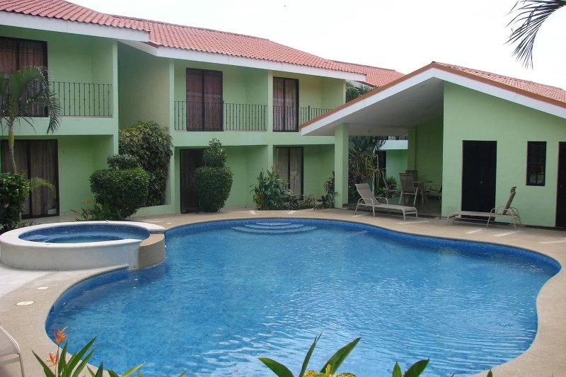 Villa Riviera D 01 - 450m to Beach! - Image 1 - Playas del Coco - rentals