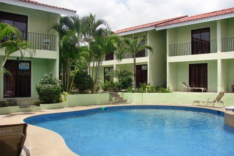Villa Riviera D 05-Quite Corner Apt - Image 1 - Playas del Coco - rentals