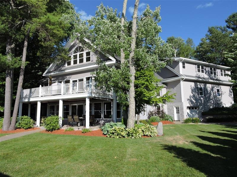 Absolutely Beautiful Winnipesaukee Home in Gilford - Image 1 - Gilford - rentals