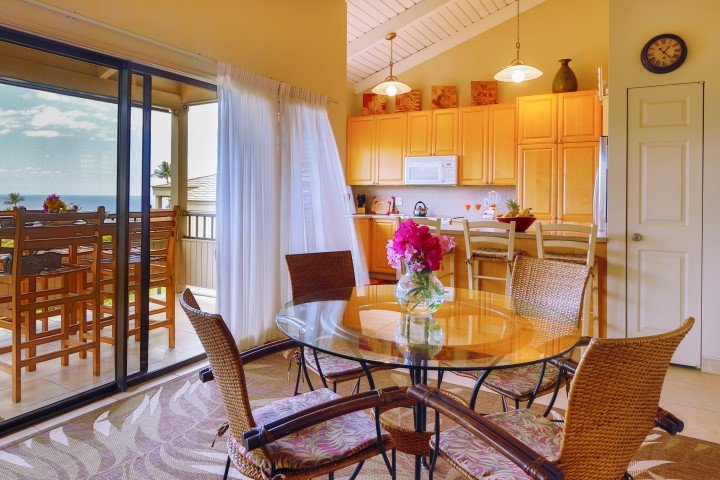 WAILEA EKOLU 702 / Panoramic Ocean Views from Living Room, Lanai & Master Bdrm! - Image 1 - Kihei - rentals