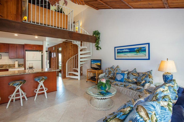 Gorgeous remodeled 3-bdrm, AC, Across from beach!! - Image 1 - Kihei - rentals