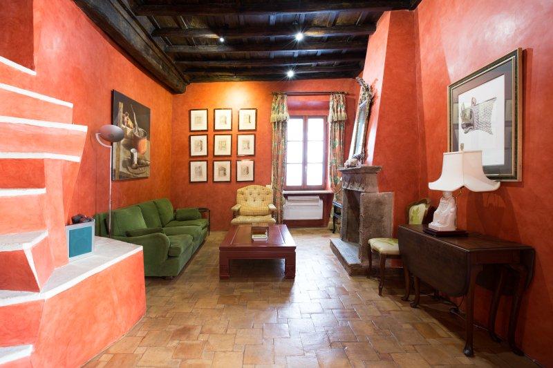 onefinestay - Via della Vetrina private home - Image 1 - Rome - rentals