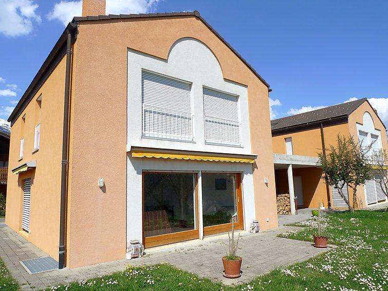 3 bedroom Villa in Grimisuat, Valais, Switzerland : ref 2296929 - Image 1 - Grimisuat - rentals