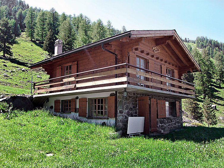 4 bedroom Villa in Siviez Nendaz, Valais, Switzerland : ref 2296870 - Image 1 - Siviez - rentals