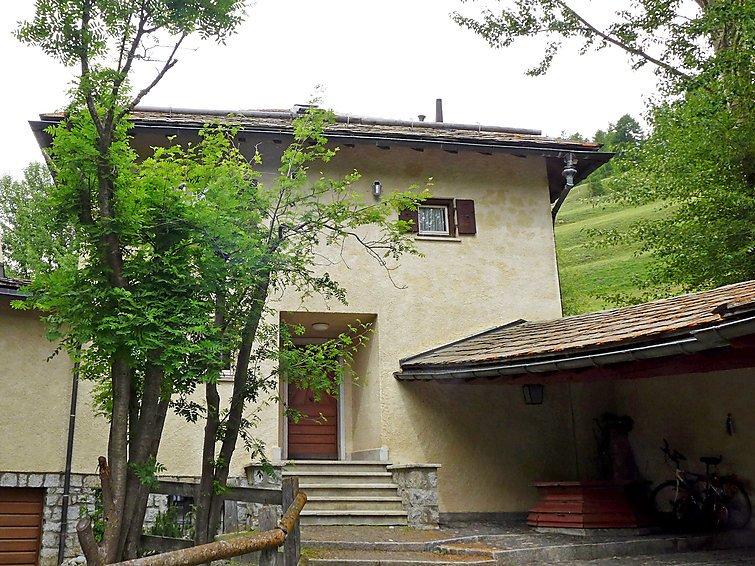 3 bedroom Apartment in Madulain, Engadine, Switzerland : ref 2298495 - Image 1 - Madulain - rentals