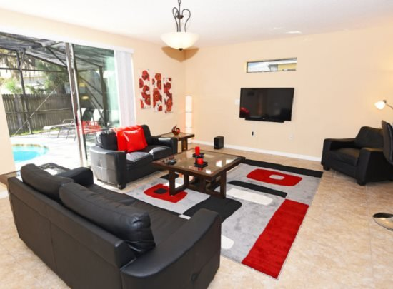 6 Bedroom 4 Bathroom Pool Home in Cypress Pointe. 1127CPB - Image 1 - Davenport - rentals