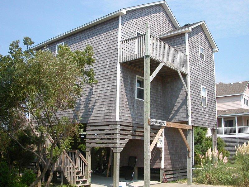 Beach house - Lakefront - 5 min walk to the ocean - Image 1 - Avon - rentals