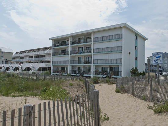 Exterior - Mariner I 1N - Ocean City - rentals