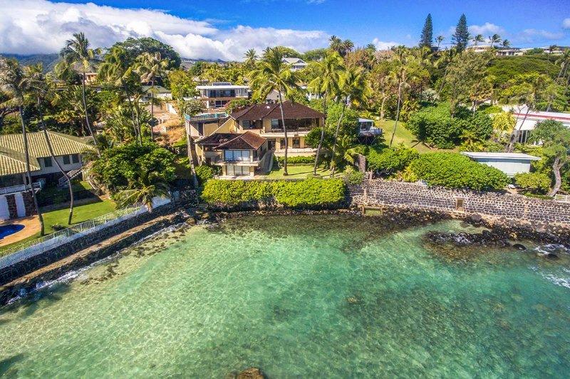 Kaikuono Villa, Sleeps 8 - Image 1 - Honolulu - rentals