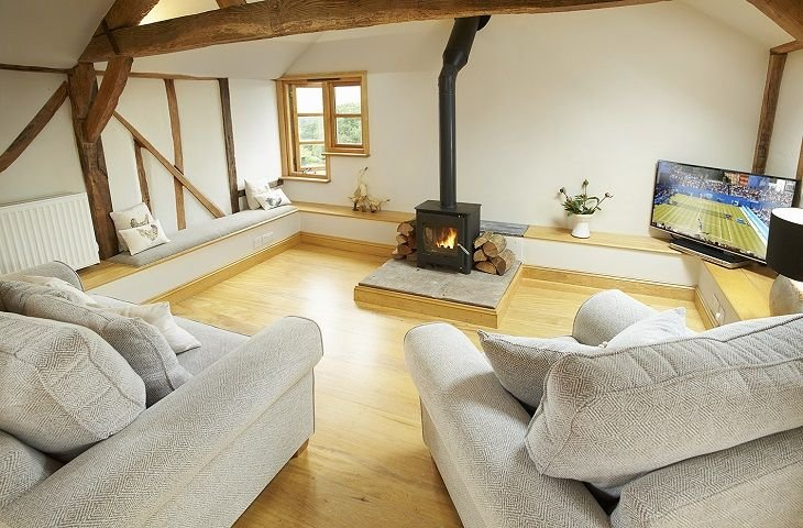 Barn at Cullis Croft - Image 1 - Ludlow - rentals