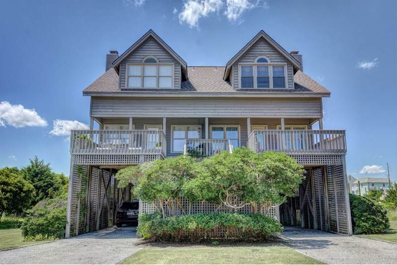 BLT COTTAGE (27A) - Image 1 - Topsail Beach - rentals