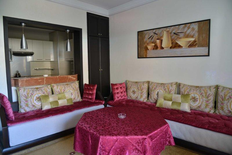 Stay In the Heart of Marina Agadir - Image 1 - Agadir - rentals