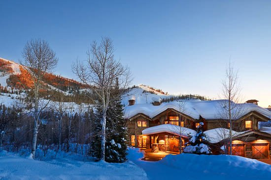 Gold Mine Lodge  - Most Luxurious Slopeside Home- Gold Mine Lodge - Steamboat Springs - rentals