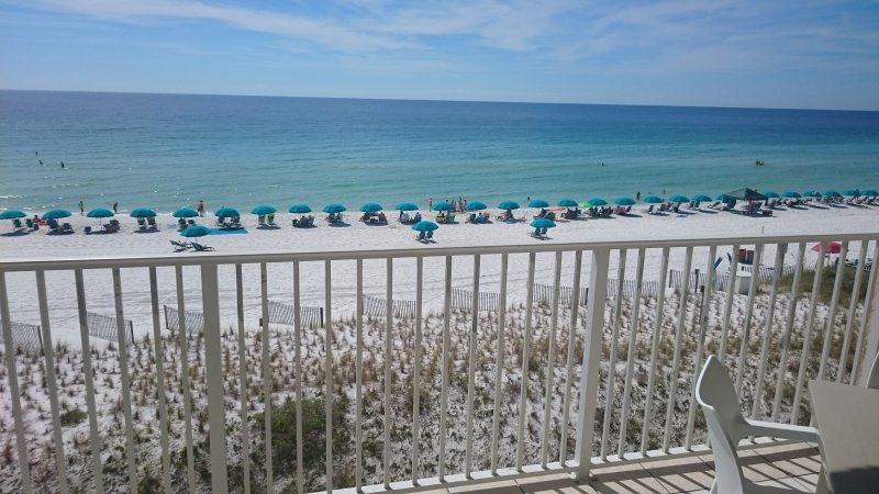 Directly on the Beach, Spectacular Views - Image 1 - Fort Walton Beach - rentals