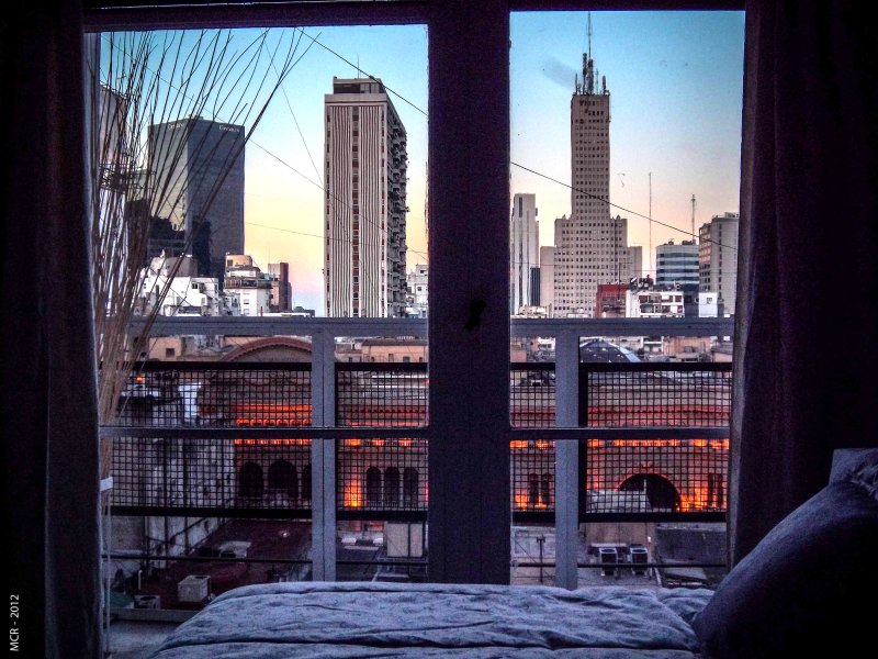 Unique View & Location in Downtown 1 BR. By Owner. - Image 1 - Buenos Aires - rentals