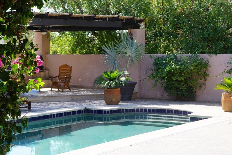 ****BEACH 5 min walk, 3+bdrm Golf Villa Casa Shona - Image 1 - San Jose Del Cabo - rentals