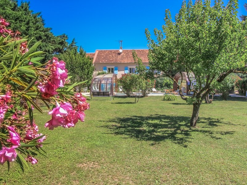Vénéjan Gard, Big restored landhous 12p. covered pool - Image 1 - Venejan - rentals