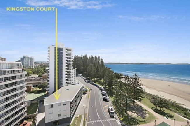 Kingston Court unit 4 - Image 1 - Tweed Heads - rentals