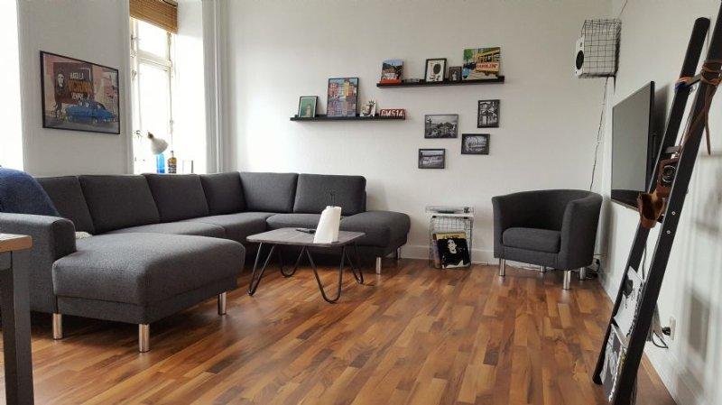 Theklavej Apartment - Lovely Copenhagen apartment in the northwest area - Copenhagen - rentals