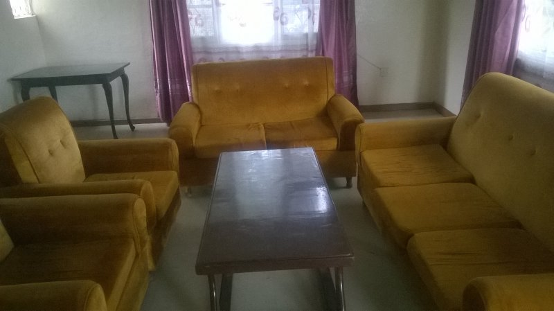 2 bedroom apartment living room. - Two Bedroom Apartment with lake views,kisumu,kenya - Kisumu - rentals