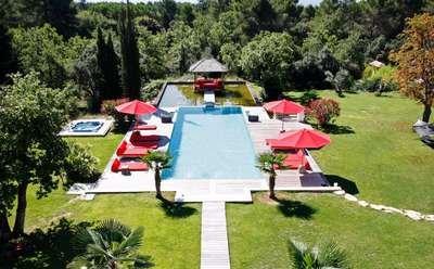 Exceptional and Zen 6 Bedroom Villa Located in Aix en Provence - Image 1 - Aix-en-Provence - rentals