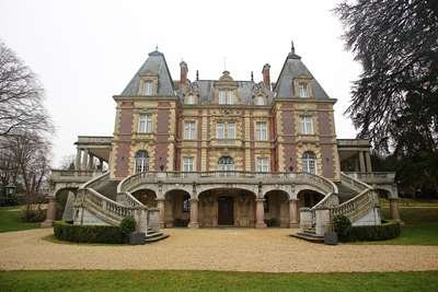 Picturesque 10 Bedroom Chateau in Paris, France - Image 1 - Montmorency - rentals