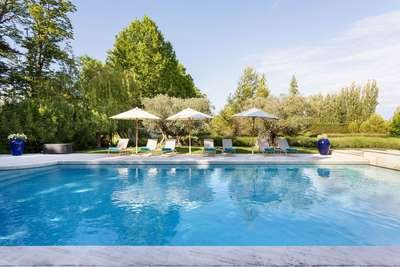 Stunning 10 Bedroom Country Estate Located in Provence. - Image 1 - Cabannes - rentals