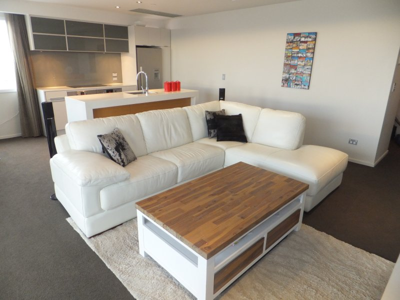 Pacific Tower Apartment - Image 1 - Christchurch - rentals