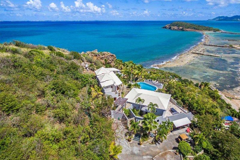 Le Mas des Sables at Terres Basses, Saint Maarten - Ocean View, Pool, Walking - Image 1 - Terres Basses - rentals