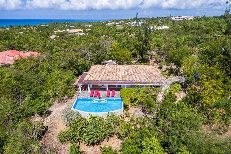 Little Provence at Terres Basses, Saint Maarten - Ocean View, Pool, Short Drive to the Beach - Image 1 - Terres Basses - rentals