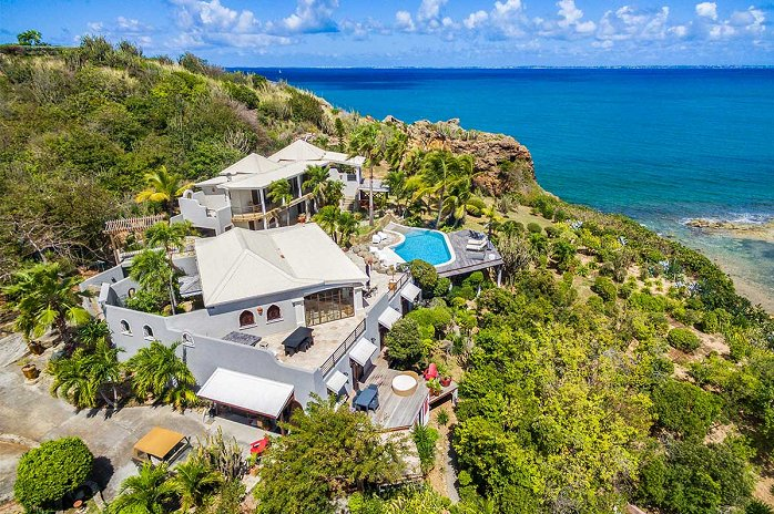 Ambiance at Terres Basses, Saint Maarten - Ocean View, Large Pool, Contemporary - Image 1 - Terres Basses - rentals
