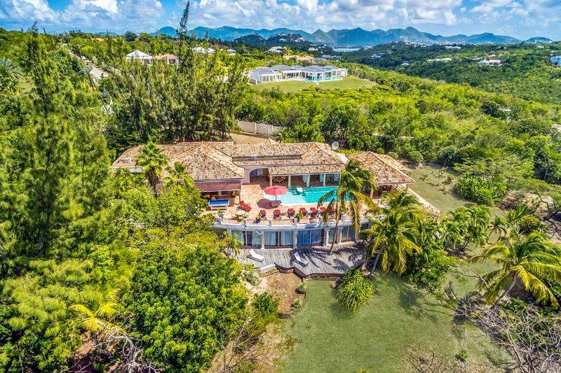 La Provencale at Terres Basses, Saint Maarten - Sunset View, Ocean View, Pool - Image 1 - Terres Basses - rentals