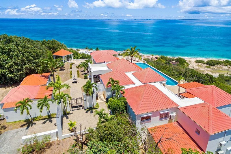 Terrasse de Mer at Terres Basses, Saint Maarten - Ocean View, Pool & Jacuzzi, Gym - Image 1 - Terres Basses - rentals