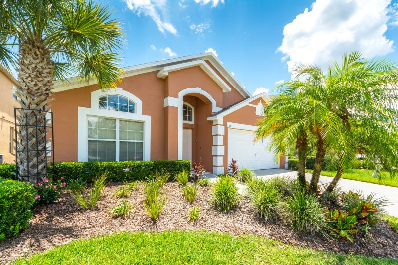 Mins to Disney! 4Bd/3Ba Private Pool/HTtb/GmRm!! - Image 1 - Kissimmee - rentals