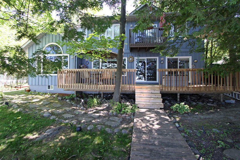 The Angelletta cottage (#1075) - Image 1 - Lafontaine - rentals